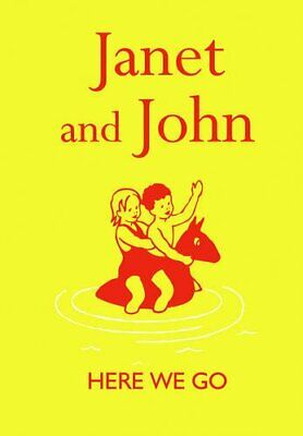 Janet and John: Here we Go (Janet and John Books), Mabel O'Donnell Hardback Book