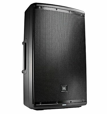 "JBL EON615 15"" Two-Way Multipurpose Self-Powered Sound. U.S. Authorized Dealer"