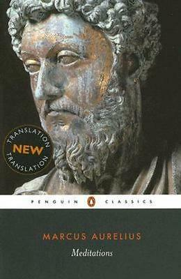 NEW Meditations       By  Marcus Aurelius Paperback Free Shipping