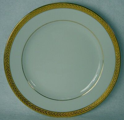 NORITAKE china GOLDREAM Dinner Plate - 10""