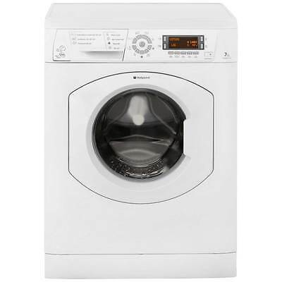 Hotpoint WMAO743P A+++ 7Kg 1400 Spin Washing Machine White New from AO