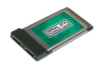 PCMCIA (PC Carte) SATA 2 port #g295