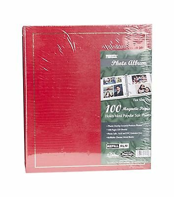 Pioneer Magnetic Page Photo Album 10-Inch-by-11-1/2-Inch 100 pages 1 New