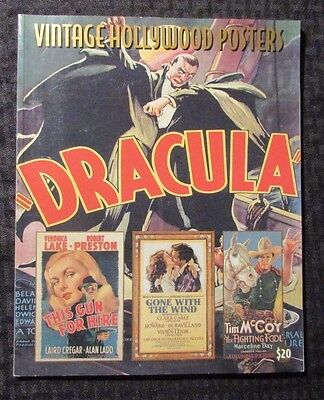 1998 Hollywood MOVIE POSTERS Auction Catalog NM SC w/ Insert Dracula