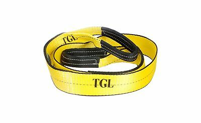 "3"" 8' Tree Saver Winch Strap 30000 LB Capacity New"