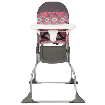 Cosco Simple Fold High Chair Posey Pop New