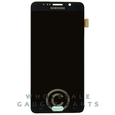 LCD Digitizer Assembly for Samsung N920F Galaxy Note 5 Black OEM Touch Display