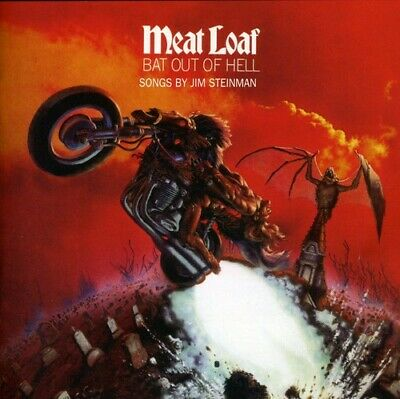 Meat Loaf : Bat Out of Hell CD Value Guaranteed from eBay's biggest seller!