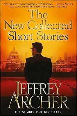 The New Collected Short Stories by Jeffrey Archer, Book, New (Paperback)