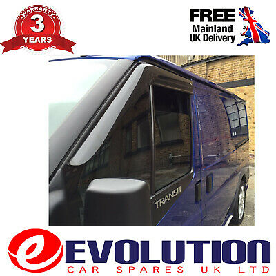 BRAND NEW FORD TRANSIT MK6/MK7 - 2000 to 2014  WIND & RAIN & SMOKE DEFLECTOR
