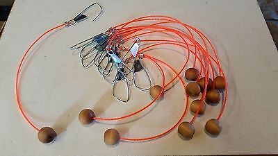 Fish Ballz Live well Floating Stringers  Set of 12