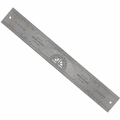 INCRA CENTER12 Centering Rule 12-Inch PKG QTY:1 BRAND NEW