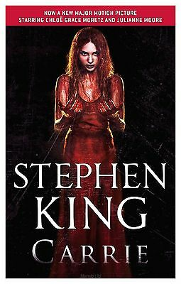 Carrie by Stephen King, Book, New (Paperback)
