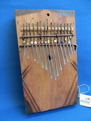 African Art Music Traditional Kalimba Mbira Fair Trade Kenya Souvenir Quality B