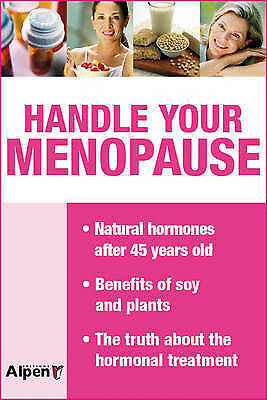 Handle Your Menopause by Dr. Michele Serrand (Paperback) Book