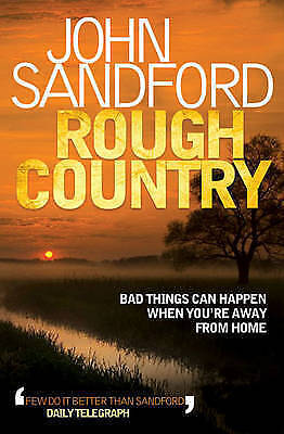 Rough Country by John Sandford (Paperback), New Book