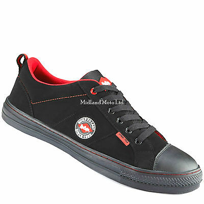 Lee Cooper Steel Toe Cap Plimsoll Style Safety shoes. Trainers Shoes Boot LC54