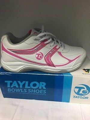 Brand New- Taylor Elite Lilac / White Size 10