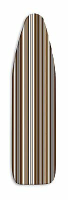 Whitmor 6926-833 Deluxe Ironing Board Cover and Pad, Chocolate (6926-833-CHOC)..