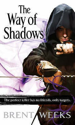 The Way of Shadows by Brent Weeks (Paperback) New Book