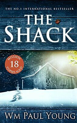 The Shack by Paul Young, Wm Paperback Book The Cheap Fast Free Post