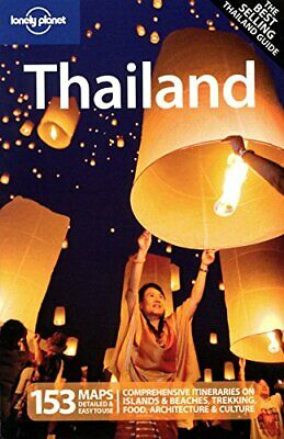 Thailand (Lonely Planet Country Guides) by Williams, China Paperback Book The
