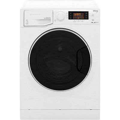 Hotpoint RPD10477DD Ultima S-Line A+++ 10Kg 1400 Spin Washing Machine White New