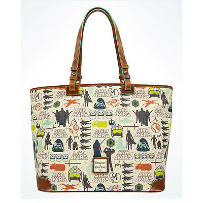 Disney Parks Dooney & Bourke Star Wars Shopper Tote New with Tags