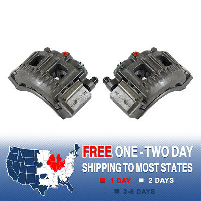 Front OE Brake Calipers Pair Kit FORD EXPEDITION F-150 F-250 NAVIGATOR 4WD 2WD