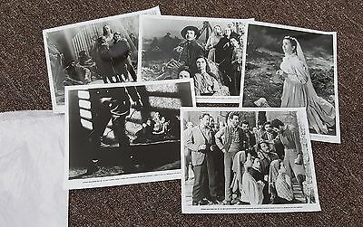 The Miracle of Our Lady of Fatima (1952) Press Kit Photos