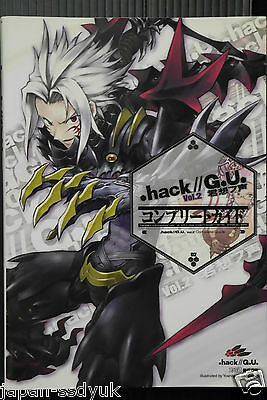 .hack//G.U. Vol.2 Reminisce Complete Guide book
