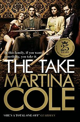 The Take, Cole, Martina Paperback Book The Cheap Fast Free Post