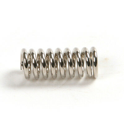 10x Silver 3D Printer Extruder Strong Spring Carbon Steel 3D Printer Accessories