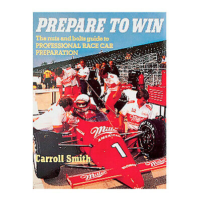 Prepare To Win Book, The Nuts & Bolts Guide To Race Car Preparation 5304