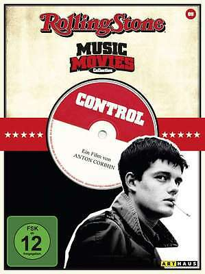 Control - Rolling Stone Music Movies Collection Nr. 09 - DVD