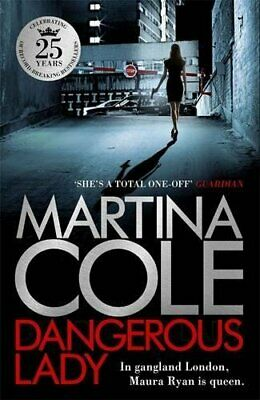Dangerous Lady, Cole, Martina Paperback Book The Cheap Fast Free Post