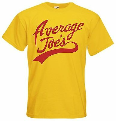 Average Joes T-Shirt Funny Design Inspired by Film Dodgeball