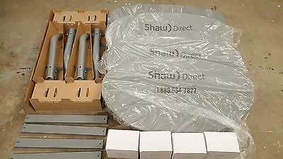 NEW (4 Pack) Shaw Direct Starchoice Satellite Dish Elliptical Antenna w/ XKU LNB