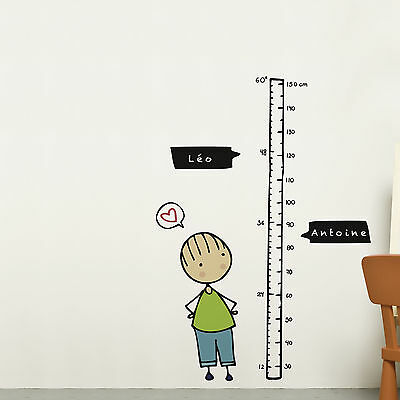 ADZif Piccolo Watch Me Grow! Boy Growth Chart