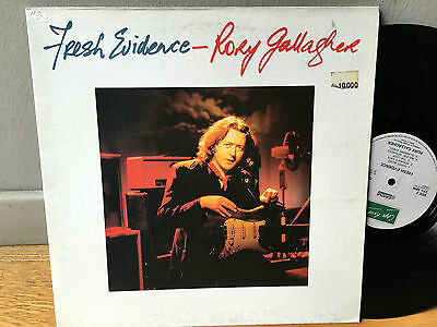 LP   1°ST 1990  Rory Gallagher – Fresh Evidence