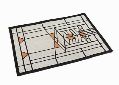 Rennie & Rose Design Group Frank Lloyd Wright ® Robie House Placemat Set of 4