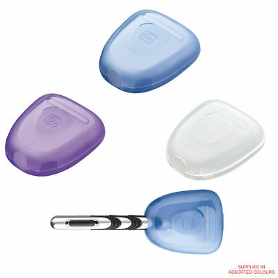 Go Travel - Razor Guards (Assorted Colours) - Shaver Guards - FREE Delivery!