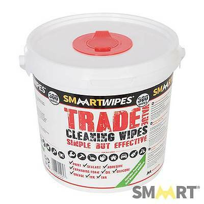 Smaart Wipes Trade Value Absorbent Cleaning Wipes Cloths Surface Cleaner - 300pk