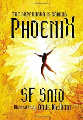 Phoenix by Said, SF Book The Cheap Fast Free Post