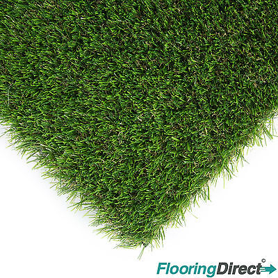 Chelsea 30mm Astro Artificial Landscaping Grass Realistic Natural Looking Turf