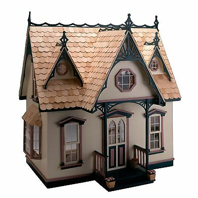 Greenleaf - Orchid Dollhouse Kit - Wooden / Wood Dollhouse Kit - Corona Concepts