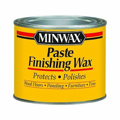Minwax Paste Finishing Wax, Natural 78500, 1-Pound by Minwax
