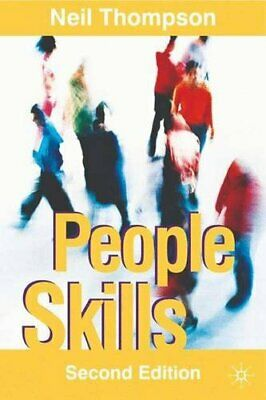 People Skills by Thompson, Neil Paperback Book The Cheap Fast Free Post