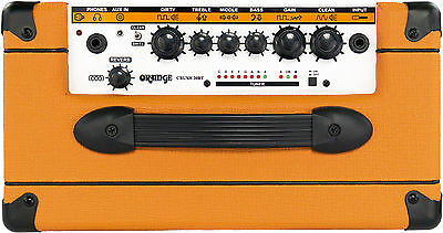 BRAND NEW Orange Crush 20RT Guitar Amplifier FREE UK & EIRE DELIVERY