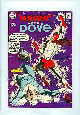 Hawk and the Dove #6 FNVF Kane